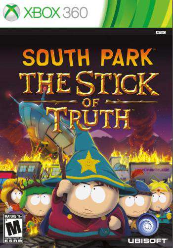 South Park: The Stick of Truth, Game on XBOX360, Action
