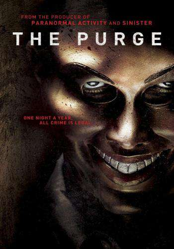 The Purge, Movie on DVD, Horror Movies, Suspense