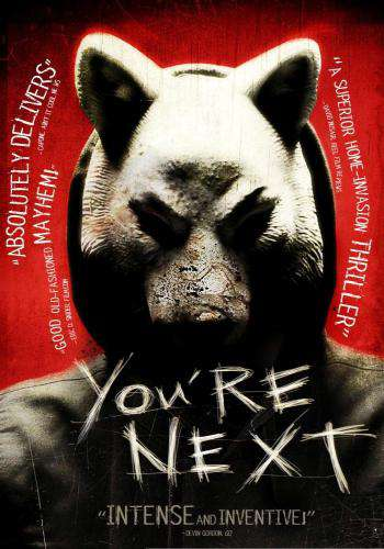 You're Next, Movie on DVD, Horror