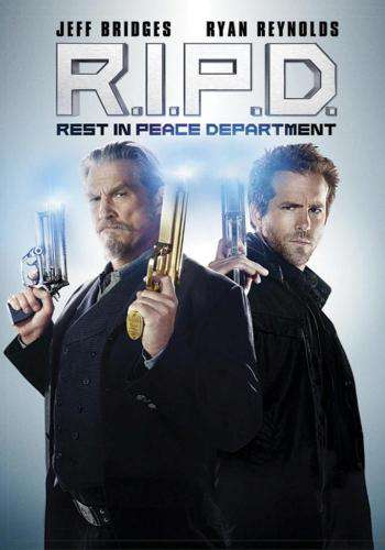 R.I.P.D., Movie on DVD, Action Movies, Sci-Fi & Fantasy