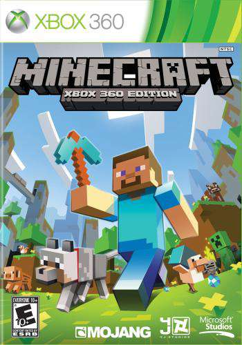 Minecraft, Game on XBOX360, Family