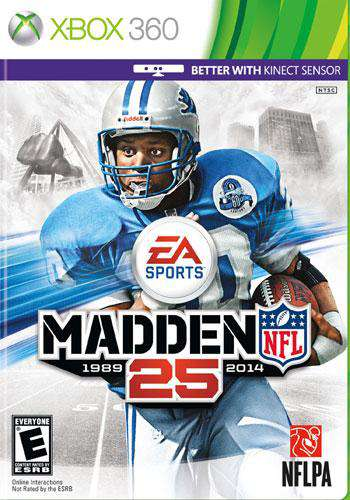 Madden NFL 25, Game on XBOX360, Sports