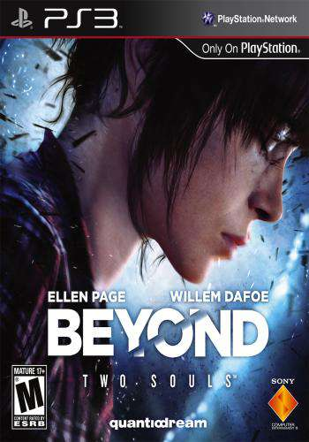 Beyond: Two Souls, Game on PS3, Action