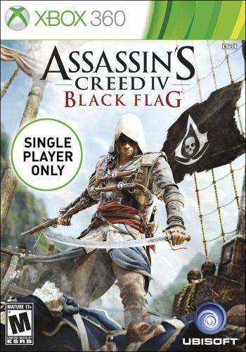 Assassins Creed IV: Black Flag, Game on XBOX360, Action