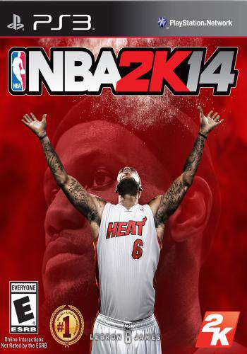NBA 2K14, Game on PS3, Sports