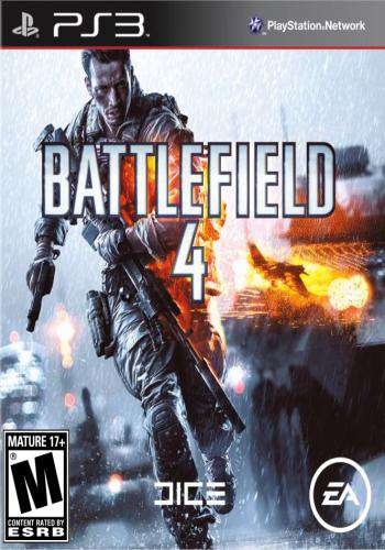 Battlefield 4, Game on PS3, Shooter