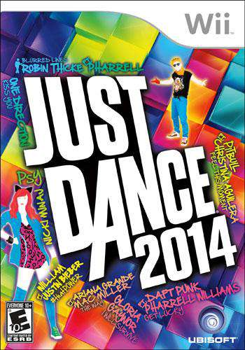 Just Dance 2014, Game on Wii, Music & Party
