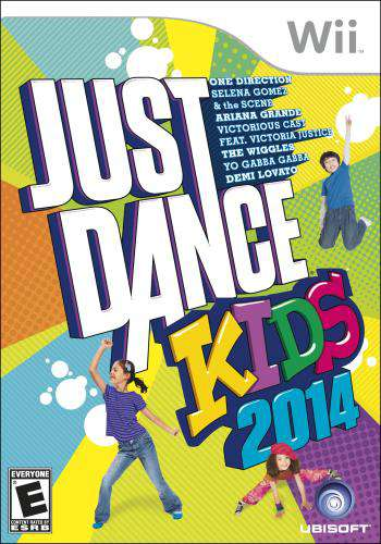 Just Dance Kids 2014, Game on Wii, Music & Party