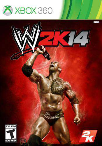 WWE 2K14, Game on XBOX360, Fighting