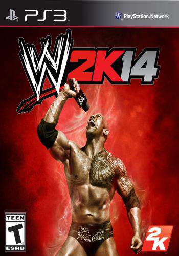 WWE 2K14, Game on PS3, Fighting
