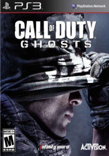 Call of Duty: Ghosts, Game on PS3, Shooter