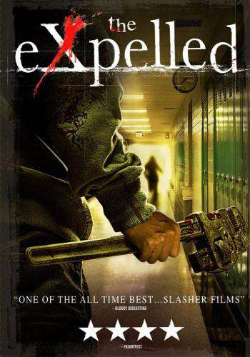 The Expelled, Movie on DVD, Horror