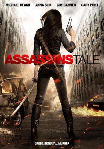 Assassins Tale, Movie on DVD, Action