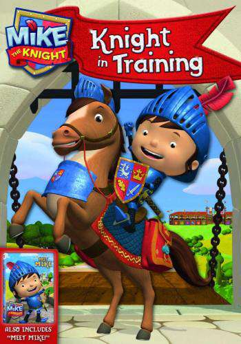 Mike the Knight: Knight in Training, Movie on DVD, Family Movies, Kids
