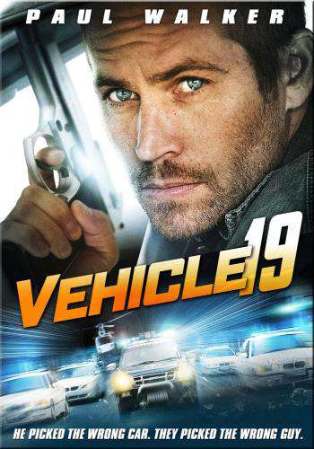 Vehicle 19, Movie on DVD, Action Movies, Suspense