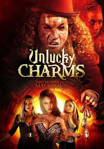 Unlucky Charms, Movie on DVD, Horror