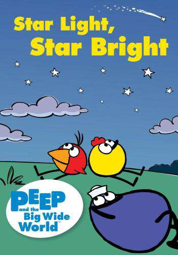 Peep and the Big Wide World: Star Light, Star Bright, Movie on DVD, Family Movies, Kids