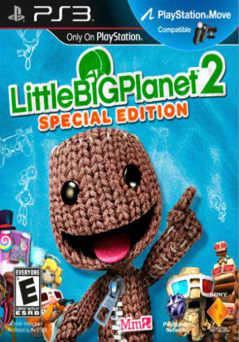 Little Big Planet 2: Special Edition, Game on PS3, Family