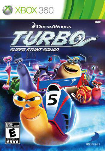 Turbo: Super Stunt Squad, Game on XBOX360, Family