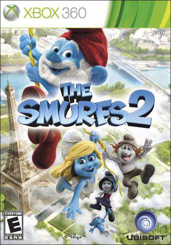 Smurfs 2, Game on XBOX360, Family