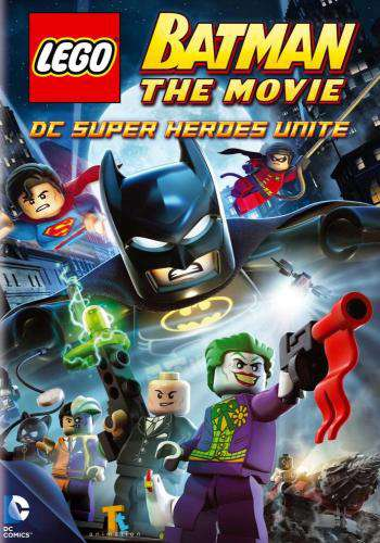 Lego: Batman, Movie on DVD, Action Movies, Family Movies, Adventure