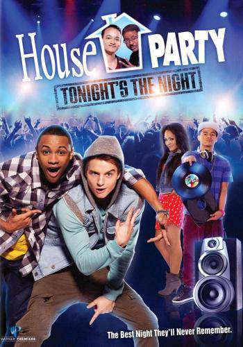 House Party: Tonight's the Night, Movie on DVD, Comedy
