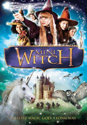 The Mini-Witch, Movie on DVD, Family Movies, Kids