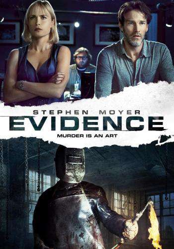 Evidence, Movie on DVD, Horror Movies, Suspense