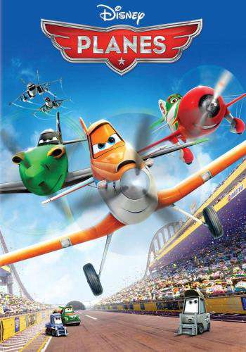 Planes, Movie on DVD, Family Movies, Kids