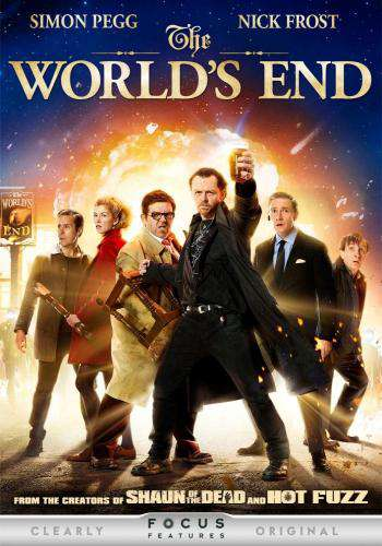 The World's End, Movie on DVD, Comedy
