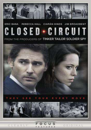 Closed Circuit, Movie on DVD, Drama Movies, Suspense