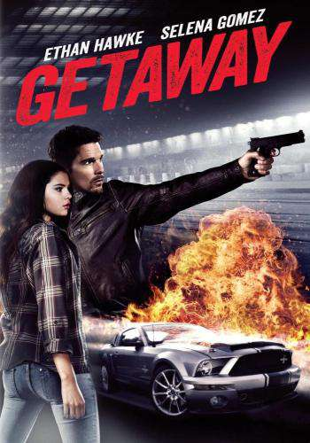 Getaway, Movie on DVD, Action