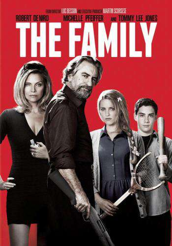 The Family, Movie on DVD, Comedy