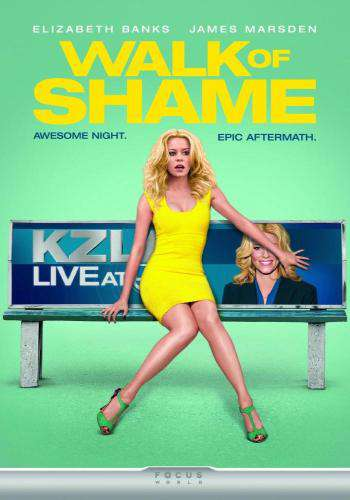 Walk of Shame, Movie on DVD, Comedy