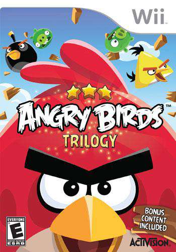 Angry Birds Trilogy, Game on Wii, Family