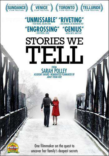 Stories We Tell, Movie on DVD, Drama Movies, Documentary & Special Interest