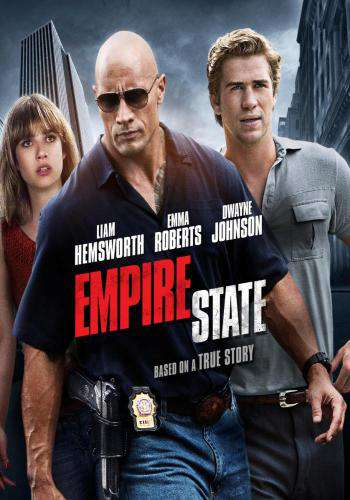 Empire State, Movie on DVD, Action