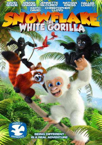 Snowflake: The White Gorilla, Movie on DVD, Family Movies, Kids