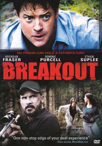 Breakout, Movie on DVD, Action Movies, Suspense