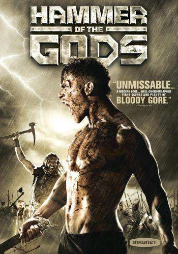Hammer of the Gods, Movie on DVD, Action
