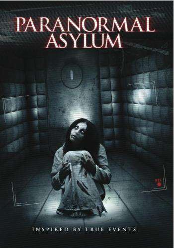 Paranormal Asylum, Movie on DVD, Horror
