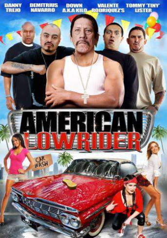 American Lowrider, Movie on DVD, Comedy