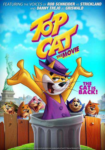 Top Cat: The Movie, Movie on DVD, Family Movies, Kids