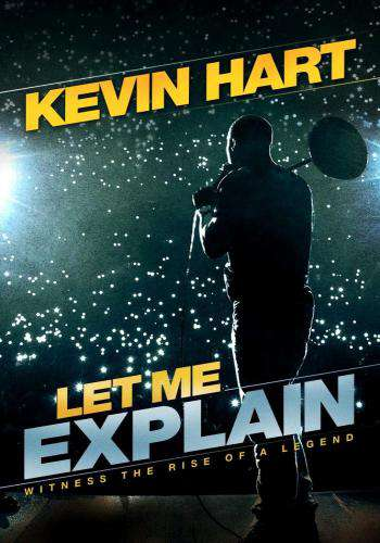 Kevin Hart: Let Me Explain, Movie on DVD, Comedy