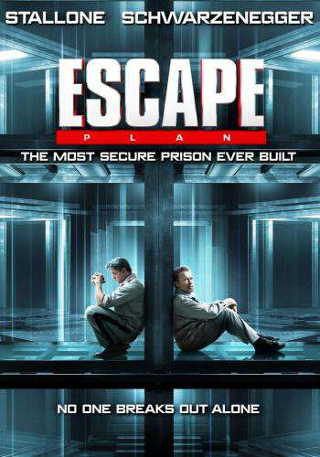 Escape Plan, Movie on DVD, Action
