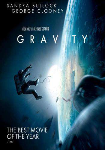 Gravity, Movie on DVD, Action Movies, Sci-Fi & Fantasy