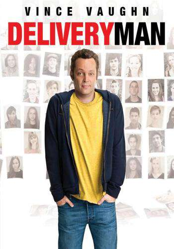 Delivery Man, Movie on DVD, Comedy