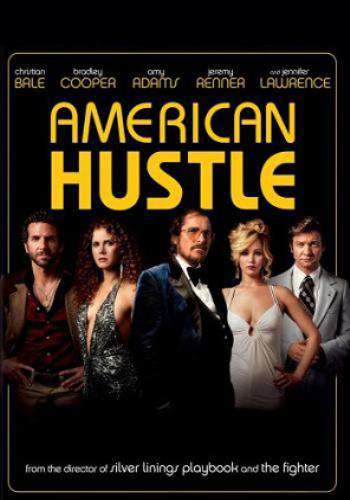 American Hustle, Movie on DVD, Drama