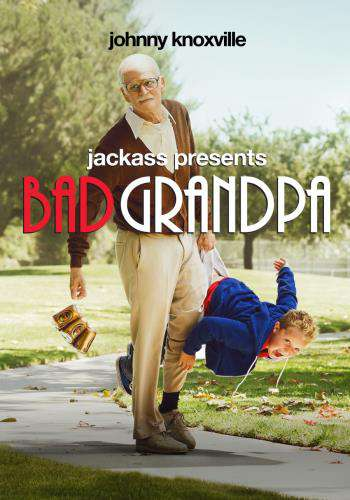 Jackass Presents: Bad Grandpa, Movie on DVD, Comedy