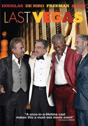 Last Vegas, Movie on DVD, Comedy